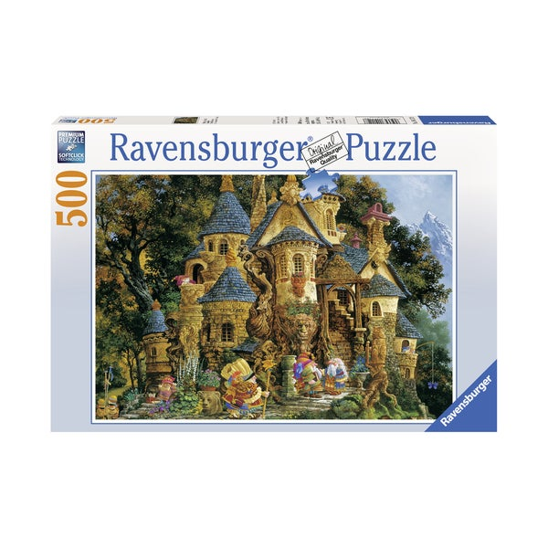 College of Magical Knowledge: 500 Pcs