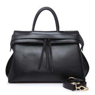Segolene En Cuir Frame Handbag