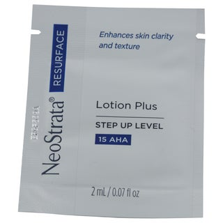 Neostrata 0.07-ounce Lotion Plus Step Up Level 15 AHA Sample SIze