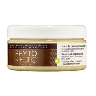 Phyto PhytoSpecific 6.8-ounce Deep Repairing Cream Bath|https://ak1.ostkcdn.com/images/products/16001195/P22394943.jpg?impolicy=medium