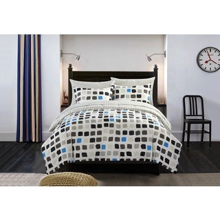 Metro Block Bed in a Bag Bedding Set