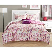 Magenta Diamond Bed in a Bag set