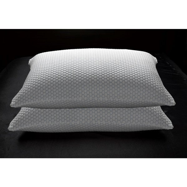 Shop Cool N Comfort Cooling Pillow Set Of 2 Free
