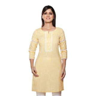 455ce5ad4bb Yellow, Worldstock Dresses | Find Great Women's Clothing Deals Shopping at  Overstock