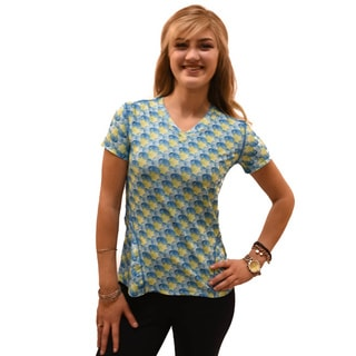 Spiral Womens Tech Short Sleeve Tee