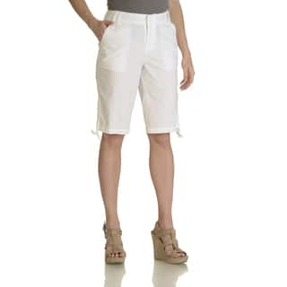 Caribbean Joe Women's Side Ruched Skimmer|https://ak1.ostkcdn.com/images/products/16003449/P22396794.jpg?impolicy=medium