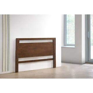 Carson Carrington Koto Queen Headboard Dark Brown