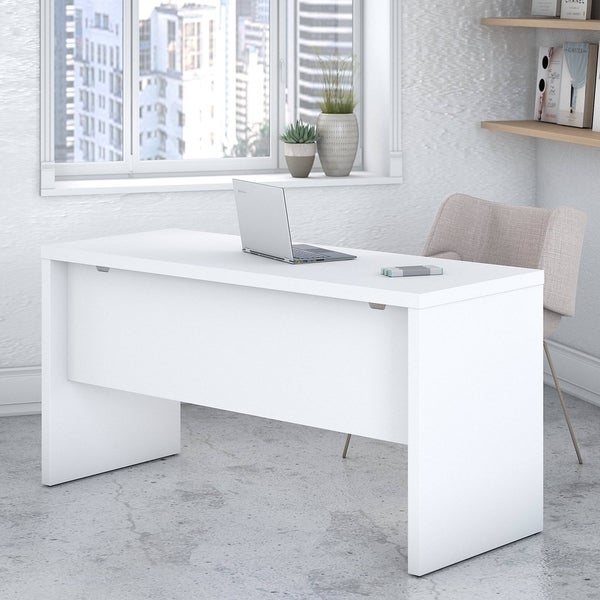 Echo 60W Credenza Desk from Office by kathy ireland®