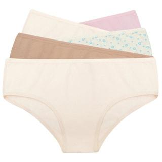 Amore Women's 'Tina' 5-Pack Hipster Panties Panties