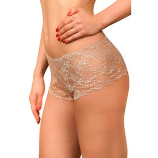 Amore Women's Lace Shortie