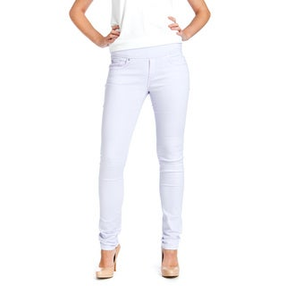 Bluverry Women's Skinny Fit Jeans