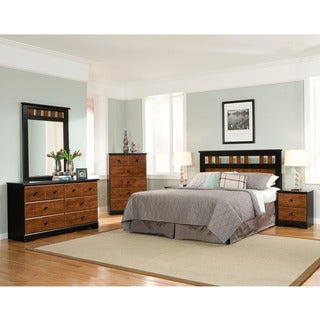 Cambridge Westminster Cherry Wood 5-piece Bedroom Suite