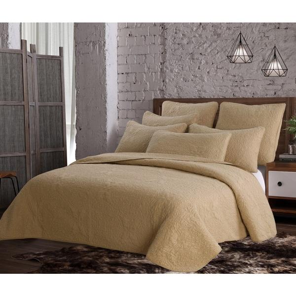 Copper Grove Banff 3-piece Cotton Quilt Set