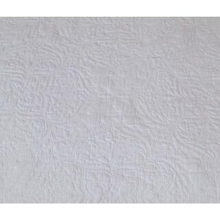 Estate Savannah 3-piece Cotton Quilt Set - Thumbnail 0