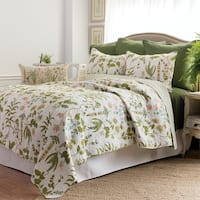 Anessa Cotton Quilt (Shams Not Included)