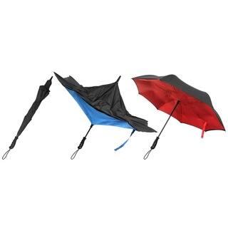 BetterBrella Reverse Open Upside Down Umbrella (Option: Black)|https://ak1.ostkcdn.com/images/products/16004128/P22397370.jpg?impolicy=medium