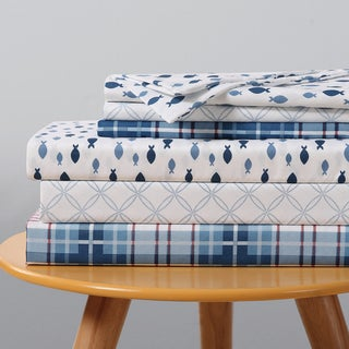 Truly Soft Everyday Printed Nautical Sheet Sets