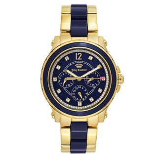 Juicy Couture Women's 'Hollywood' Gold Plated