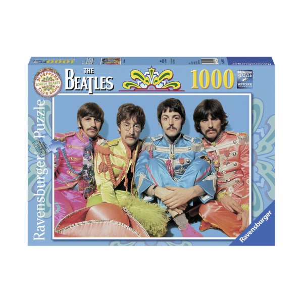 The Beatles Sgt. Pepper's Lonely Hearts Club Band: 1000 Pcs