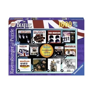 The Beatles Albums 1964-66: 1000 Pcs