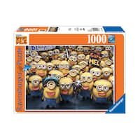 Despicable Me 3: 1000 Pcs