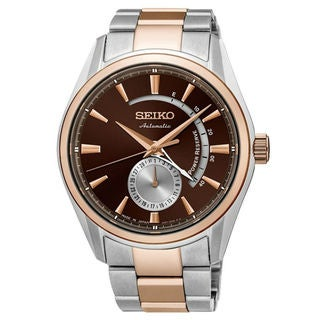 Seiko Presage SSA308J1 Men's Brown Watch
