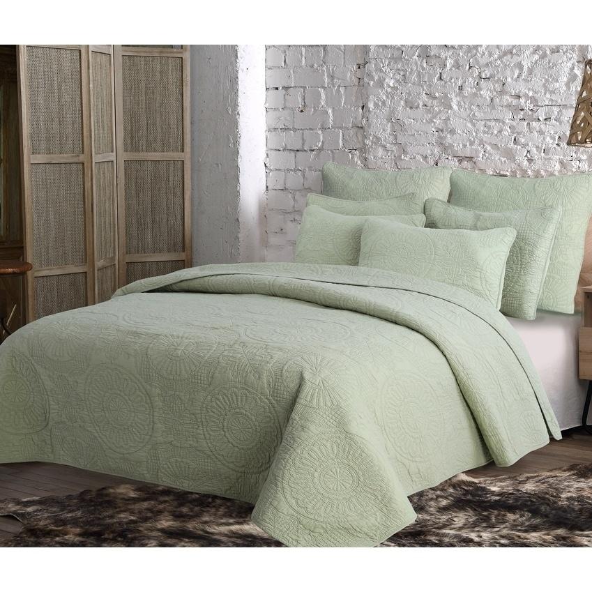 Estate Avani Cotton Quilt Set