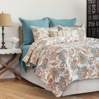 Lucianna Cotton Quilt (Shams Not Included)