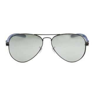 Ray-Ban RB 8307 006/40 Aviator Carbon Fiber Sunglasses