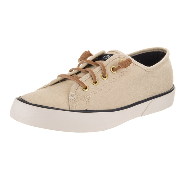 Sperry TopSider Womens Pier View Canvas Casual Shoe