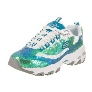 Skechers Women's D'Lites - Made To Shine Casual Shoe