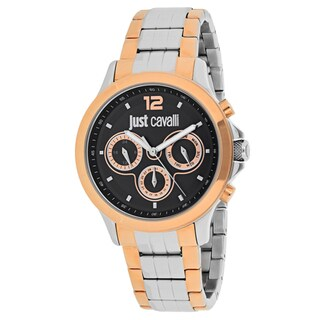 Just Cavalli Men's 7253596001 Just Iron Watches
