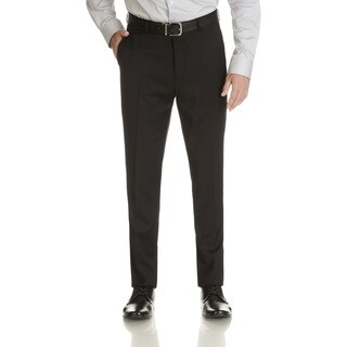 Ben Sherman Men's Flat Front Suit Separate Pant (Option: 40x30)