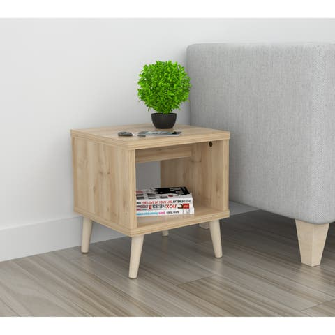 Inval Mid-Century Scandia Collection End Table