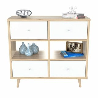 Inval Mid-Century Scandia Collection Dresser