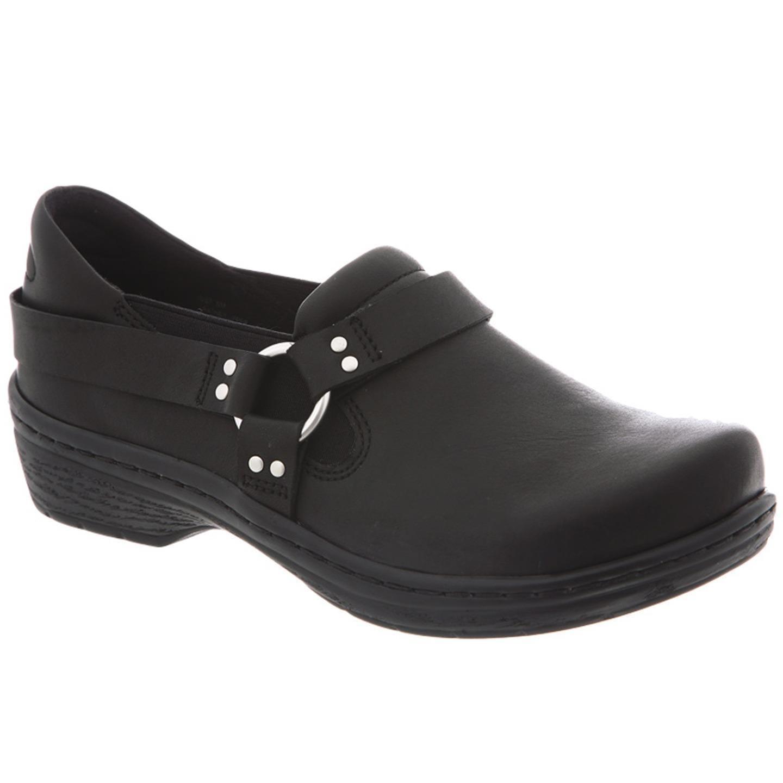 Klogs Haley Women's Clog Shoes Display Model Slate 12 W