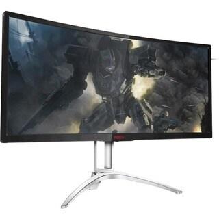 "AOC AGON 35"" LED LCD Monitor"