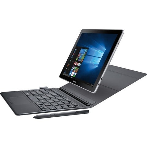 """Samsung Galaxy Book SM-W620 10.6"""" Touchscreen LCD 2 in 1 Notebook - I"""