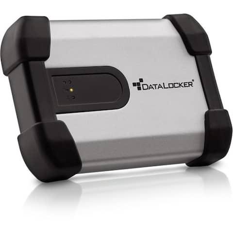DataLocker H350 Enterprise 500 GB Solid State Drive - External - Portable - TAA Compliant