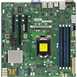 Supermicro X11SSL-F Server Motherboard - Intel Chipset - Socket H4 LGA-1151