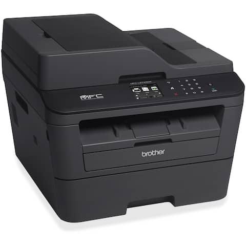Brother MFC MFC-L2740DW Laser Multifunction Printer - Refurbished - Monochrome