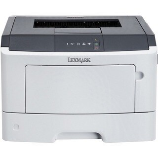 Lexmark MS312DN Laser Printer - Monochrome - 1200 x 1200 dpi Print -