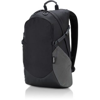 "Lenovo Carrying Case (Backpack) for 15.6"" Notebook - Black"
