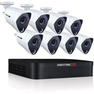 Night Owl THD301-88P Video Surveillance System