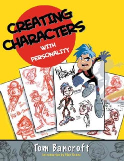 Creating Characters With Personality (Paperback)