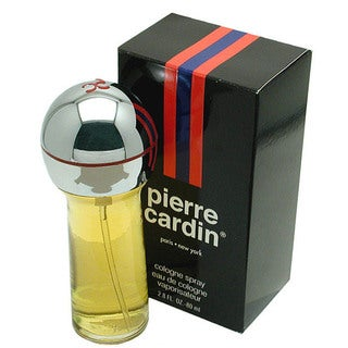 Pierre Cardin Cologne Spray 2.8-ounce for Men