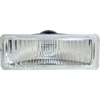 Pilot Automotive Clear 5 x 1-7/ 8 Rectangular Driving/ Fog Light NV-540