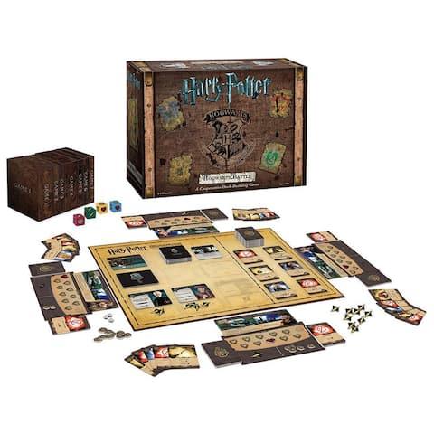 USAopoly Harry Potter Hogwarts Battle Board Game