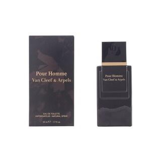 Van Cleef & Arpels Pour Homme Men's 1.7-ounce Eau de Toilette Spray