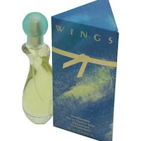 Wings Eau de Toilette Spray 3-ounce for Women